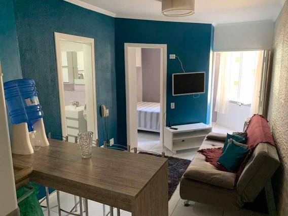 Studio 1 Dorm 1 Vaga Mobiliado Lindo! Bela Vista Sp