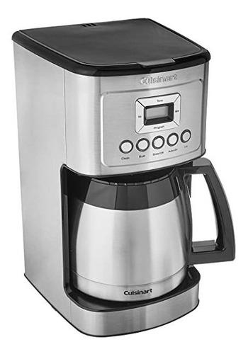 Cafetera Térmica Cuisinart Dcc-3400 De Acero Inoxidable, 12