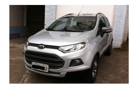 Ford Ecosport Ano 2013/2014
