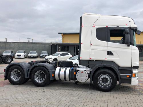 Scania R440 18 6x4 Com Retarder - Borboleta -no Cavalo=fh,fm