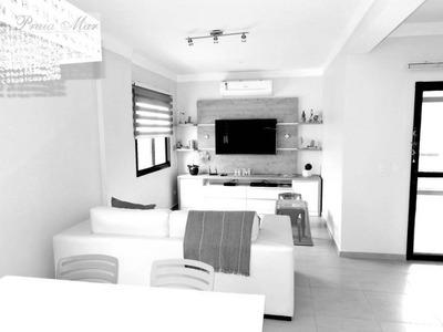 Flat Residencial Para Locação, Centro, Guarujá. - Fl0121