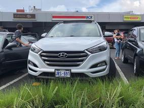 Hyundai Tucson Año 2017 4x2