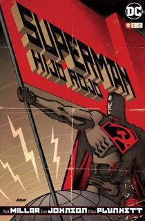 Superman Hijo Rojo - Dc Ecc Comics - Robot Negro