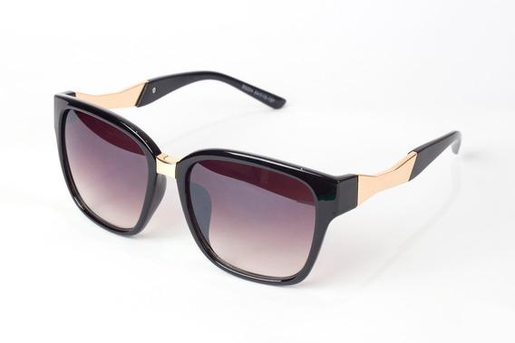 Oculos De Sol Feminino Preto Original 400 Uv