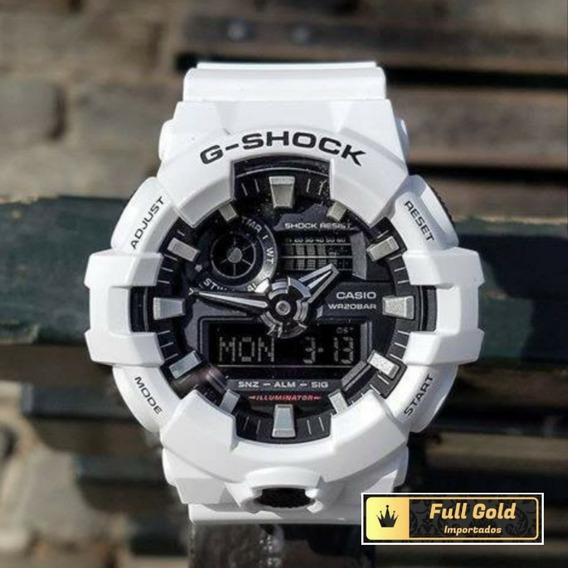 Relógio G Shock Ga700-7adr - Lançamento 2019 - 100% Original