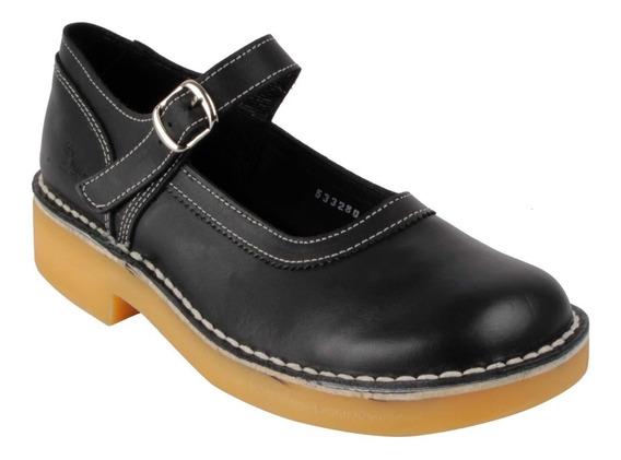 Zapato Escolar Niña Panama Jack - 7585