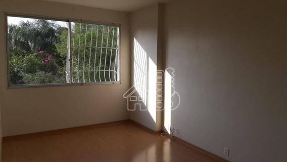 Apartamento Com 2 Dormitórios À Venda, 71 M² Por R$ 525.000 - Ingá - Niterói/rj - Ap3011