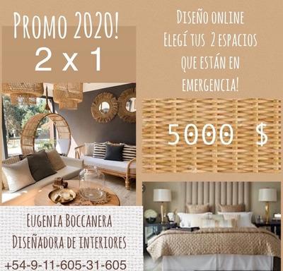 Diseñadora De Interiores Online-residencial Y Comercial
