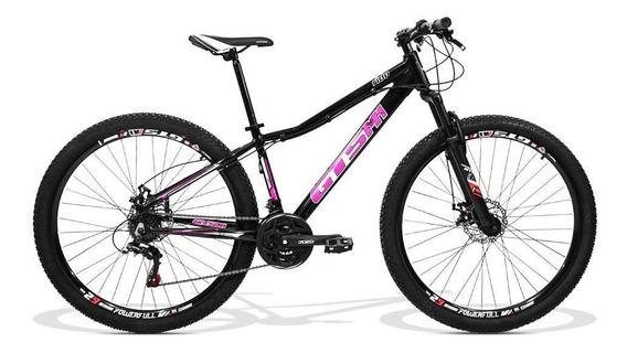 Bicicleta Feminina Gtsm1 Aro 29 Ride Freio Á Disco 24v