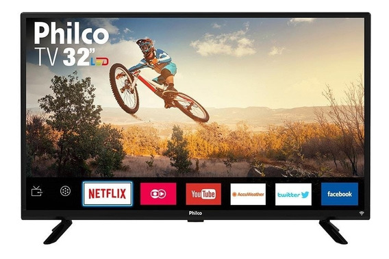 Smart Tv Led 32 Philco Ptv32g50sn Hd