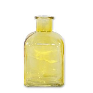 Jodeco Botella Winston Amarilla 16x9cm