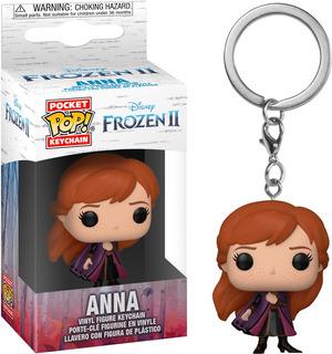 Funko Pop Keychain Disney Frozen 2 Anna Nortoys