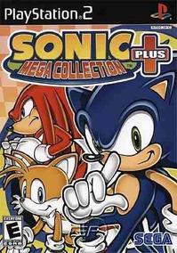 Sonic Mega Collection Plus - Ps2 Patch Leia Anúnc