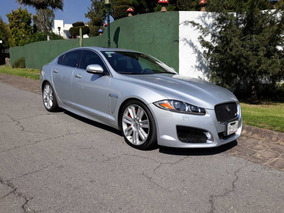 Jaguar Xf R 510hp Sc 2012 Factura A Mi Nombre! Impecable!
