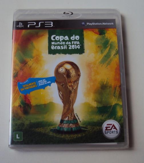 Copa Do Mundo Fifa Brasil 2014 Para Playstation 3