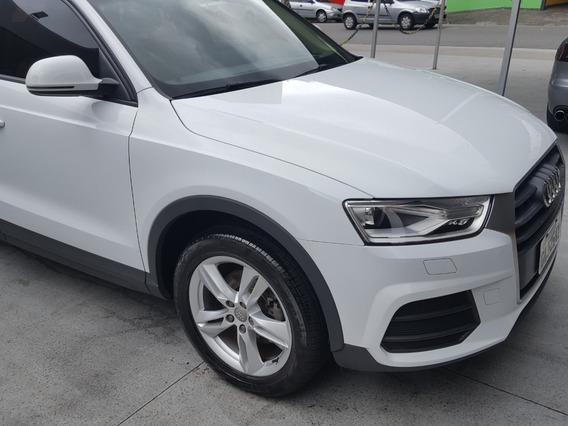 Audi Q3 Ambiente 2016 Branco (interior Bege)
