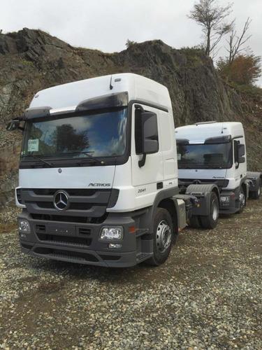Mercedes Benz Actros 2041