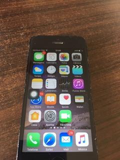 iPhone 5 32gb - Ver Descrição