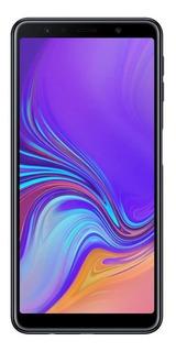 Samsung Galaxy A7 2018 64 Gb Preto 4 Gb Ram De Vltrine Leia