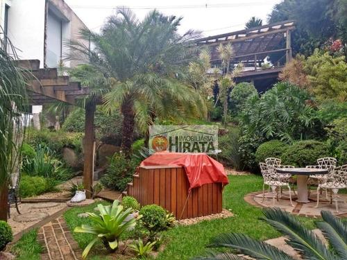 Casa Com 2 Dormitórios À Venda, 228 M² Por R$ 1.800.000,00 - Caminhos De San Conrado - Campinas/sp - Ca1517
