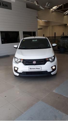 Fiat Mobi Easy Impecable! Romera Hnos División Usados