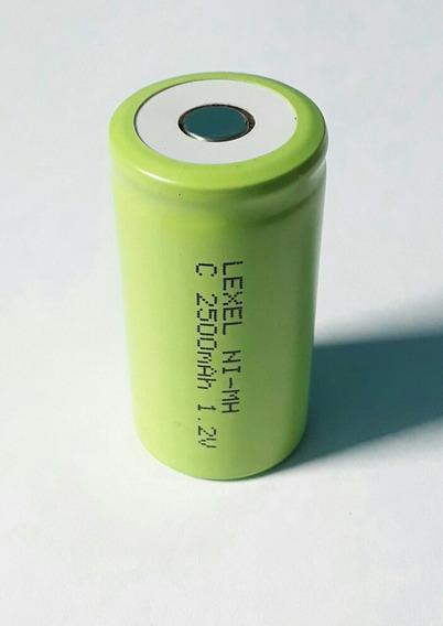 Bateria 1,2v / 2.500 Ma Recarregável