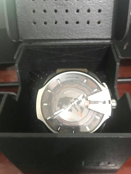 Relógio Diesel Mega Chief Masculino Dz4307