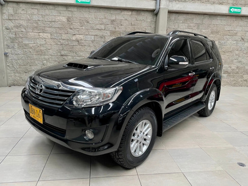 Toyota Fortuner 3.0 Td 169 Hp