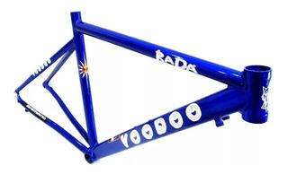 Cuadro De Ruta Aluminio Voodoo Rada Talle 50x52 Aluminio