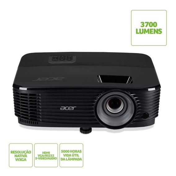 Projetor Hd Nativo Acer X1323wh 3700 Lumens. Envio Imediato