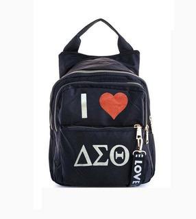 Delta Sigma Theta Backpack
