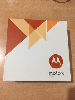 Caja Moto X Force