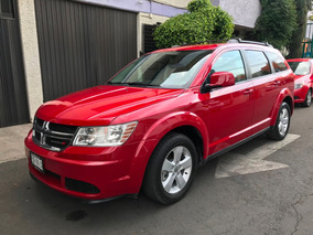 Dodge Journey 2.4 Se 7 Pasajeros At