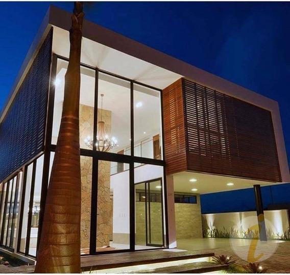 Casa Com 5 Dormitórios À Venda, 370 M² Por R$ 1.999.000 - Intermares - Cabedelo/pb - Ca1488