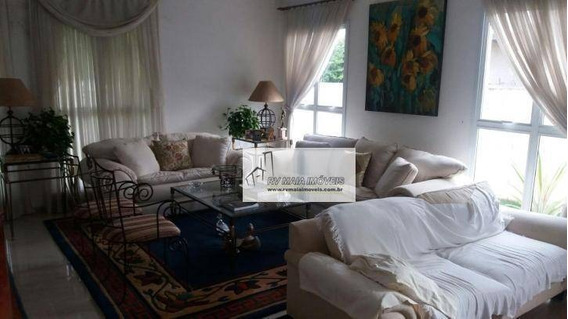 Casa Com 4 Dormitórios À Venda, 406 M² Por R$ 1.500.000,00 - Condomínio Fazenda Imperial - Sorocaba/sp - Ca0915