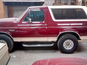 Ford Bronco Eddy Bauer