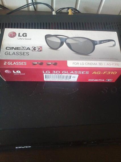 Oculos 3 D Lg