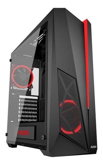 Gabinete Azza Csaz-320 Gaming 320 Thor Negro