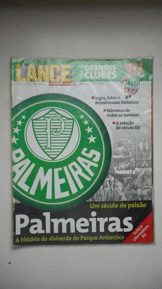 Revista Lance - Série Grandes Clubes - Palmeiras - Lacrada