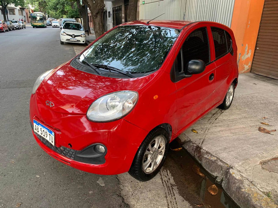 Chery Chery Qq 1.1 Confort Security 2017