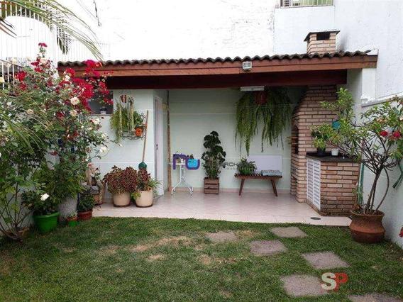 Sobrado Com 3 Dormitórios À Venda, 186 M² Por R$ 1.028.000 - Vila Isolina Mazzei - São Paulo/sp - So1217