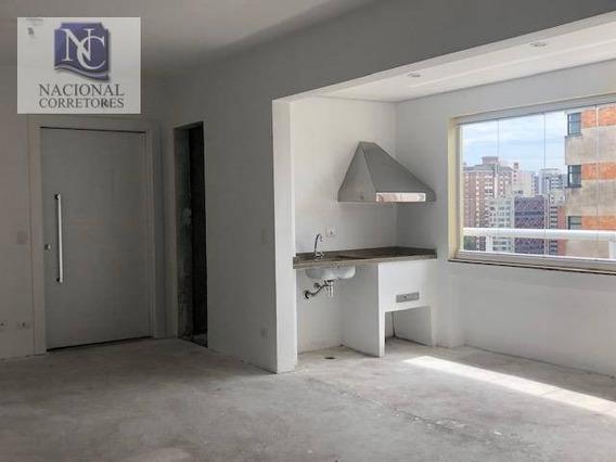 Apartamento Com 4 Dormitórios À Venda, 132 M² Por R$ 750.000,00 - Vila Léa - Santo André/sp - Ap10349