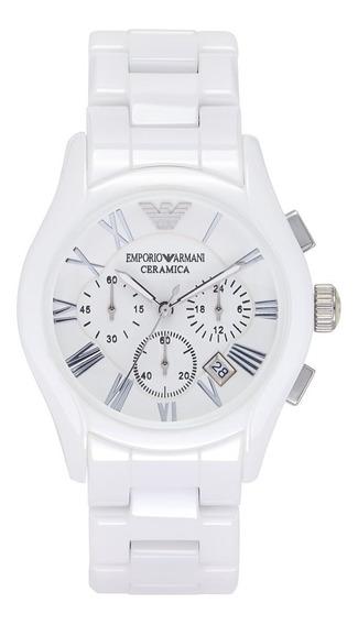 Reloj Mujer Dama Ea Nuevo Original Ar1404