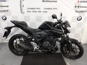 Yamaha Mt 03 Abs 2018 Baixo Km Aceito Moto