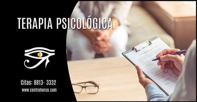 Terapia Psicológica Énfasis Adultos