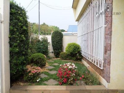 Casa Comercial Para Locação, Vila Pavan, Americana. - Ca0133