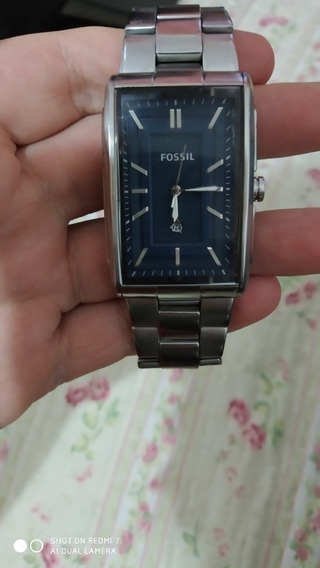 Relógio De Pulso Masculino Technos Fossil Fs-4768 - Raridade