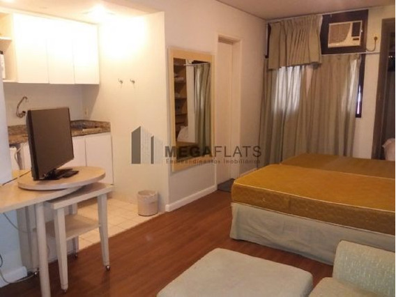 05610 - Flat 1 Dorm. (1 Suíte), Chácara Santo Antonio - São Paulo/sp - 5610