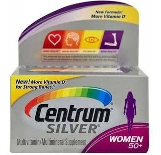 Centrum Silver Women 50 (importado!!!!) 120 Cápsulas