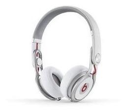 Imagen 1 de 3 de Diadema De Repuesto Para Audifonos Beats Mixr Color Blanco